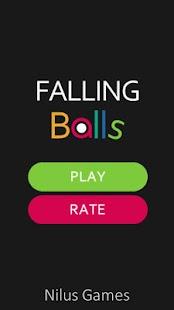 Falling Balls - náhled