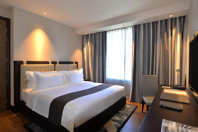 Legaspi Street Serviced Apartments