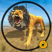 Life of Animals Jungle Survival - Lion Shooting
