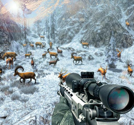 Deer Hunter Free Online Games 2019: Shooting Games apkpoly screenshots 13