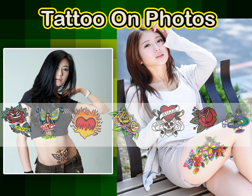 Hot Tattoo My Photo Free