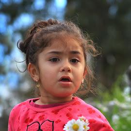 by Necdet Yaşar - Babies & Children Child Portraits