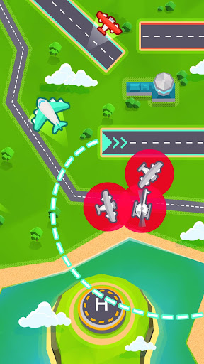 Super AirTraffic Control 1.2.1 {cheat|hack|gameplay|apk mod|resources generator} 4