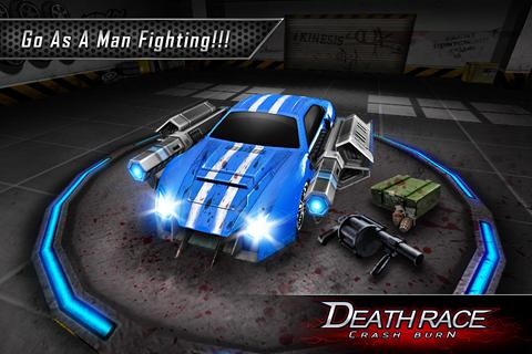 Fire Death Race:Crash Burn screenshots 3