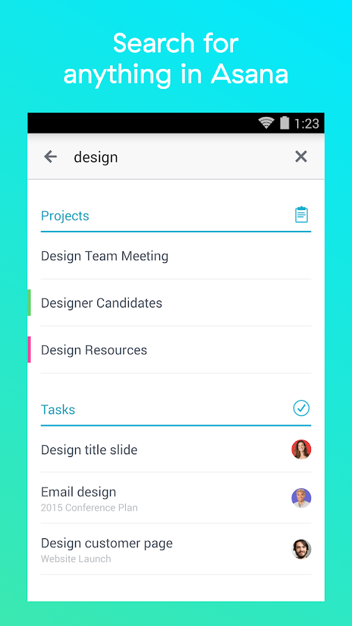 Asana: Team Tasks & Projects – скриншот