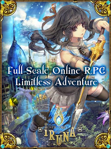 RPG IRUNA Online MMORPG apkmr screenshots 8