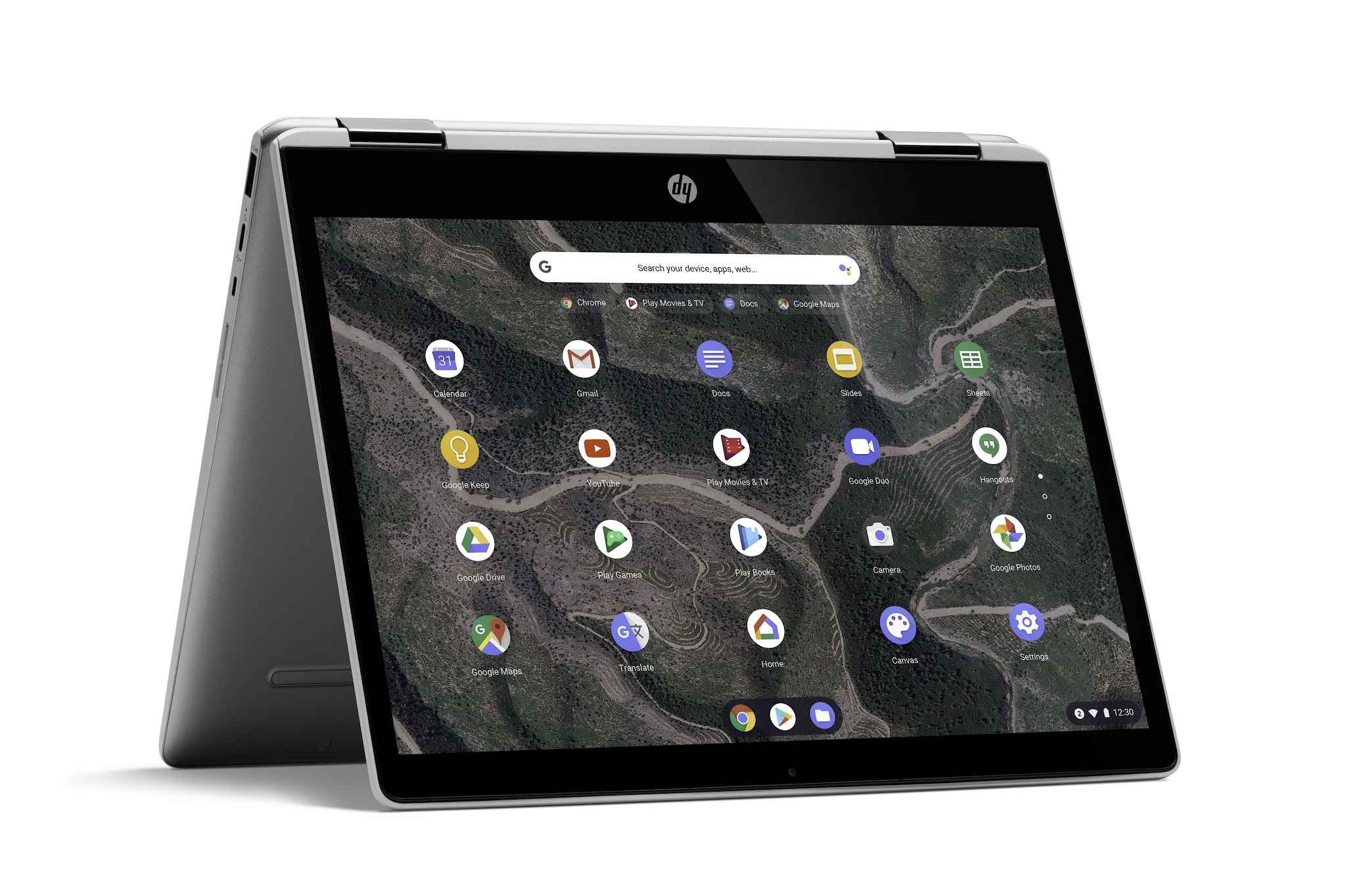HP Chromebook x360 12b - photo 9