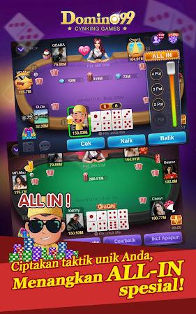 Domino QiuQiu:KiuKiu:99 1.3.3 screenshot 789126