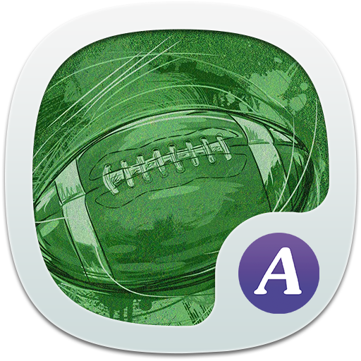 Theme for NFL  ABC launcher