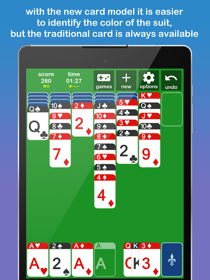 Solitaire - Classic card game- screenshot