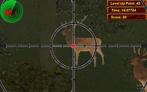 ANIMAL HUNTER 2017 3D screenshot 2