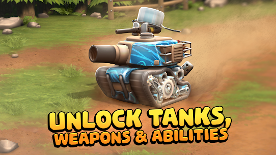 Pico Tanks: Multiplayer Mayhem MOD (Unlimited Purchases) [Latest] 5