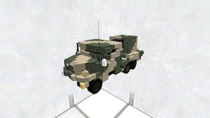 BT-809 自走多連装ロケット砲