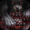 Bloody panther keyboard icon