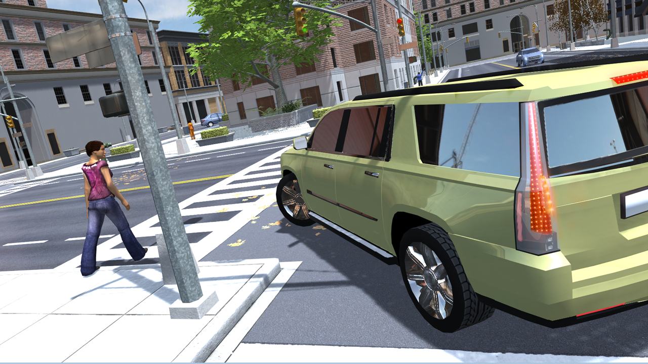Offroad Escalade- screenshot