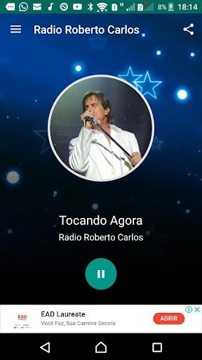 RADIO ROBERTO CARLOS 9.1.0 screenshots 1