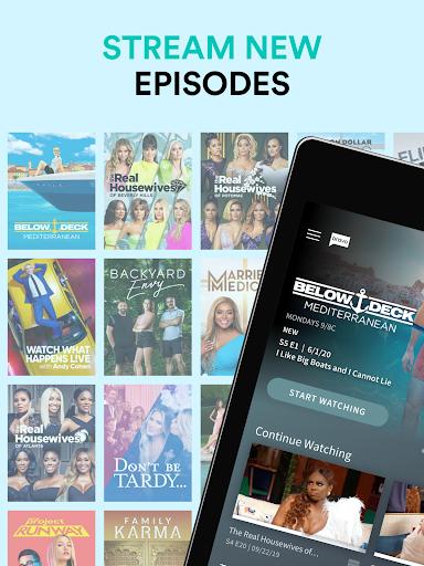 Bravo: Stream TV - Watch TV Series & Live Stream 7.12.1 screenshots 6