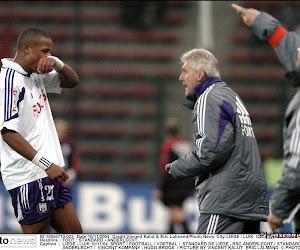 """Hugo Broos à propos de Vincent Kompany : """"Il doit se rendre compte que le poste de coach est dix fois plus dur que celui de joueur"""""""