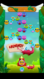 Bubble Shooter Birds 24