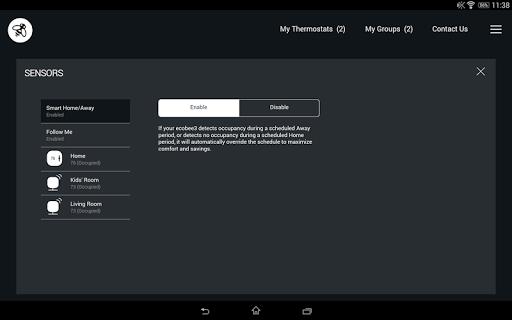 ecobee screenshot 9