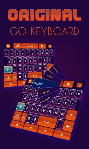 Original Keyboard Theme Emoji