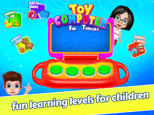 Toy Computer For Toddlers 1.01.0 screenshots 4