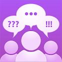 Chat Adolescente Aleatorio icon