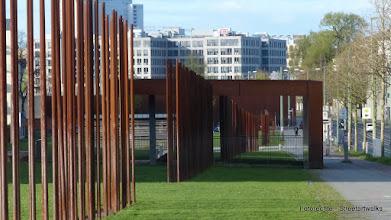 Photo: Berlin Wall Memorial; Bernauer Straße
