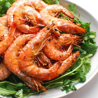 Grilled Lemongrass Shrimp Recipe