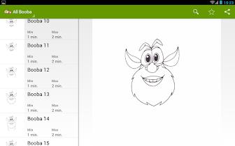 How to draw Booba - screenshot thumbnail 05