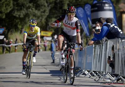 Opnieuw heel wat beklimmingen in de Ronde van het Baskenland: kan Pogacar Roglic in de problemen brengen?
