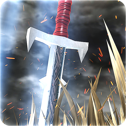 Swords Grass Live Wallpaper