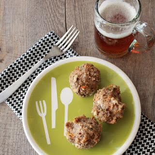 Turkey Quinoa Mini Meat Loaf Muffins.