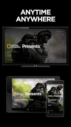 Screenshot 4 for National Geographic's Android app'