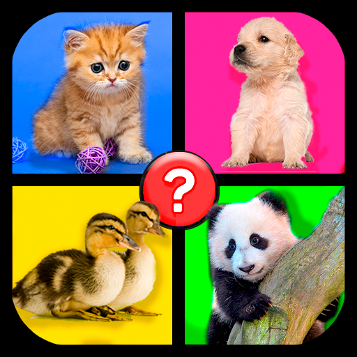 4 images 1 word: Word Games Icon
