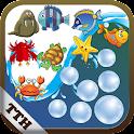 Beach Shooter - Bubble Classic icon