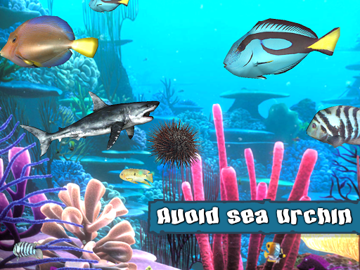 King of the Fish Tank: It's a fish eat fish world apkpoly screenshots 7