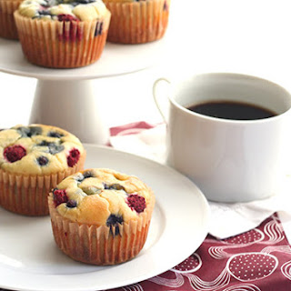 Grab n Go Pancake Muffins