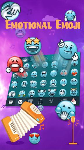 Emotional Emoji image