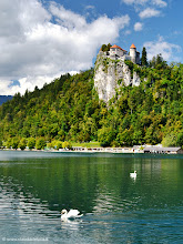 Photo: #PHOTOGRAPHY  Bled Lake  (Blejsko Jezero) is crystal blue-green lake in the Julian Alps in northwestern Slovenia. Amazing!