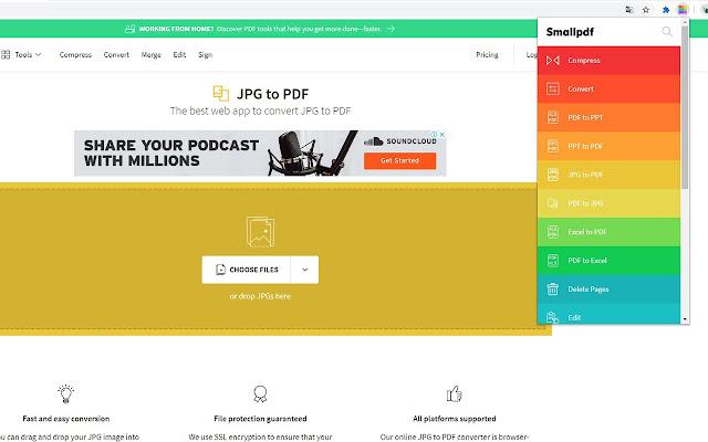 Smart PDF - PDF Converter