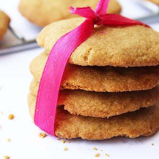 Millet Cookies.