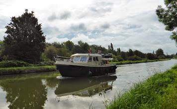 Photo: Croisière sur le canal du Loing