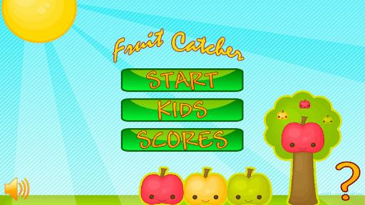 Fruit Catcher Game