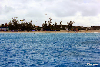 Photo: Half Moon Cay, or as we call it, Half Monkey, is Holland America Line's private island in the Bahamas.