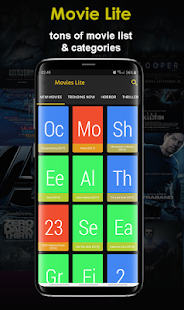 HD Movie Lite - Watch Free Screenshot