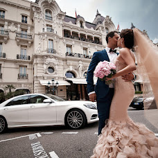 Wedding photographer Alexander Vorobiov (1head1). Photo of 17.04.2018