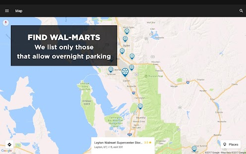 Trucker Path Truck Stops Weigh Stations Android Apps on