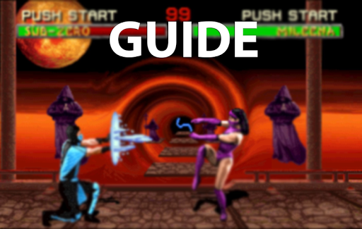 Guide For MORTAL KOMBAT screenshot 2