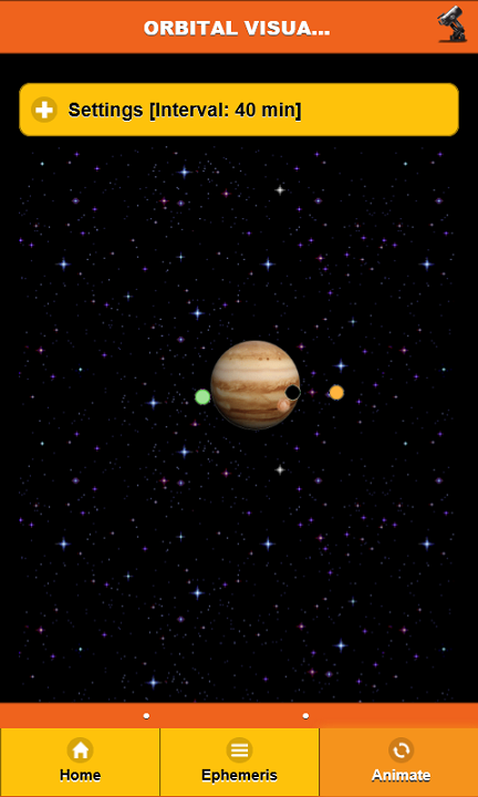 MoonLock Jupiter- screenshot